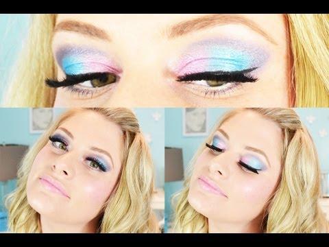 Barbie Inspired Makeup Tutorial!