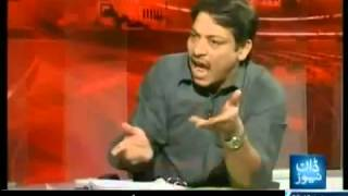 Target Point   6th August 2012   Faisal Raza Abidi Exclusive Animal Live AGAIN