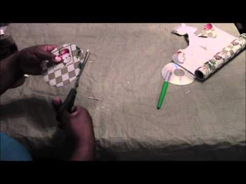 DIY -  MAKE COASTERS FROM OLD CD'S AND DVD'S (RECYCLE)