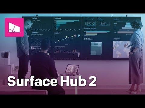 Surface Hub 2, Andromeda, and Windows 10 on ARM #AskDanWindows 47