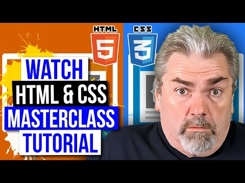 Sample Course Training - HTML and CSS Masterclass on Udemy - Official