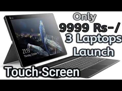Top 3 Cheapest Laptops launch in india 9999 rs only Full featurest win10 os touch screen laptop 2018