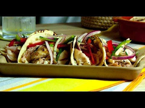 Fish Tacos and Beer Margaritas on Grill This with Nathan Lippy