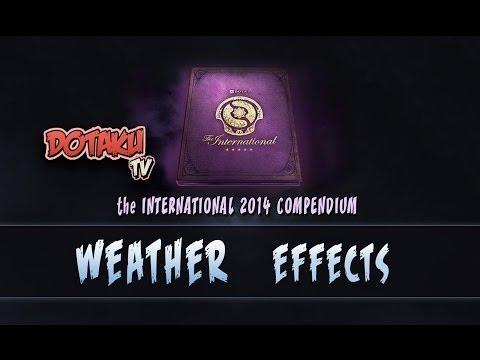 Dota 2 - Weather Effects