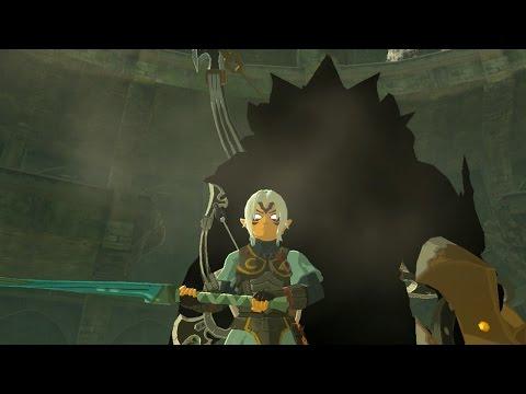 The Legend of Zelda: Breath of the Wild - Fierce Deity VS Lynel!