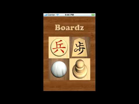 Boardz - Online Shogi, XiangQi, Go & Chess for iPhone