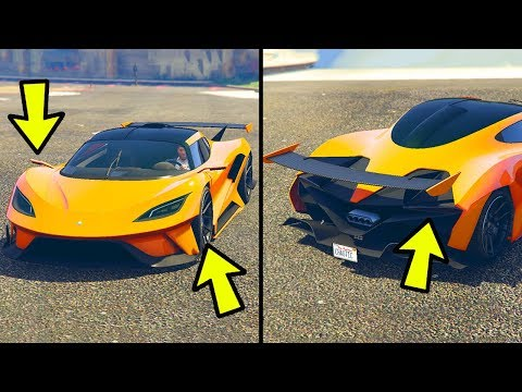 GTA 5 Online - 10 Things About The OVERFLOD TYRANT You Need To Know (GTA 5 Tips, Tricks & Secrets)