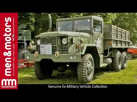 Genuine Ex-Military Vehicle Collection