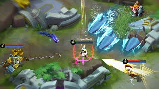 WTF Mobile Legends ● Funny Moments ● 6