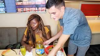 Pickle Restaurant RolePlay ft. ASMRtheChew (ASMR)
