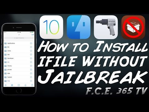 iOS 10.3.3 / 10.3.2 - How to Install iFile (No Jailbreak) And What You Can Use It For