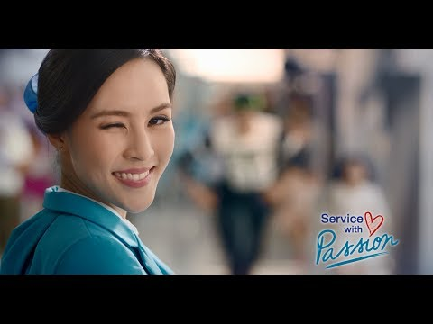 Bangkok Airways 2014 TVC - Nothing's Gonna Change Our Love For You [HD]