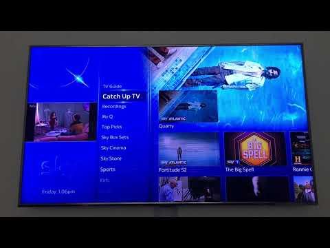 Sky Q Mini Multiroom Viewing