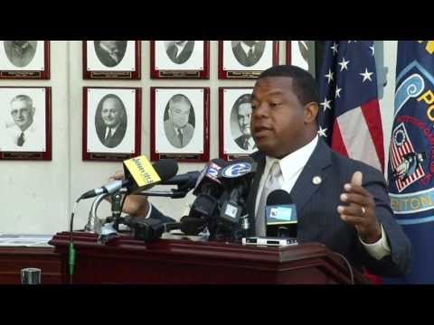 Trenton Mayor Outlines Plan to Reduce Violence, Refuses to Answer Questions About Stepping Down