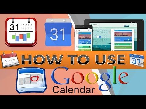 How to use Google Calendar on Desktop & Mobile?