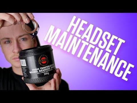 How To: Headset Maintenance
