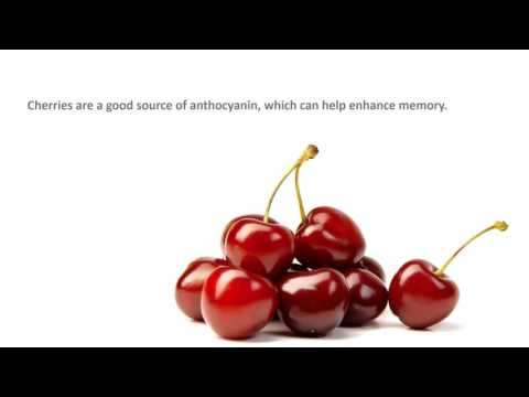 10 Health Benefits of Fruit Cherries