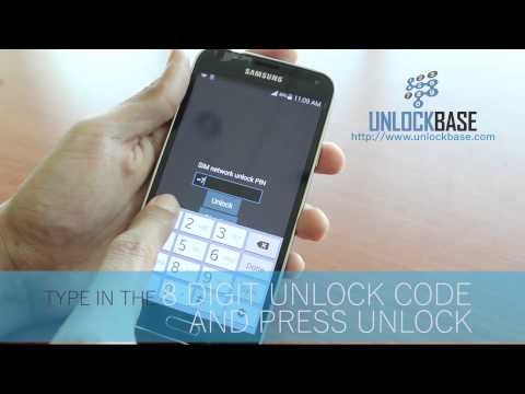 How to Enter Unlock Code in Samsung Galaxy S5