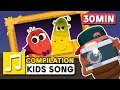 HALLOWEEN MONSTER WORLD 30MIN COMPILATION LARVA KIDS SUPER BEST SONGS FOR KIDS HALLOWEEN SONG