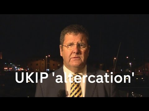 Interview with UKIP MEP Mike Hookem
