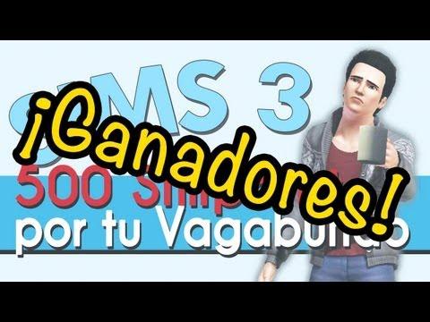 Los Sims 3 | Sorteo de 500 Simpoints: Ganadores