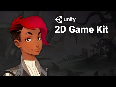 Introducing.. The 2D Game Kit!