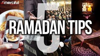 5 Ramadan Tips For Success!!