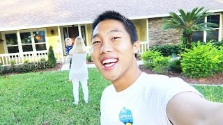 DAD SURPRISES FAMILY WITH DREAM HOME!