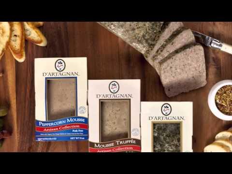 D Artagnan s Gourmet Food Gift Baskets