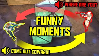 FUNNIEST MOMENTS IN VALORANT #37