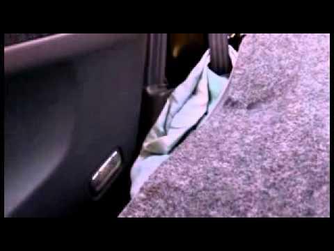 1996 Honda Accord rear suspension noise clunk -- bad shocks?