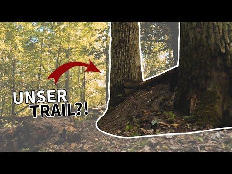DAS IST UNSER TRAIL?! // Trail Building #01