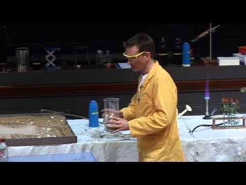 Free Range Chemistry  29 - Wood ash