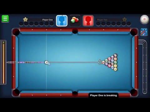 Few VERY Effective Breaks! 8 Ball Pool