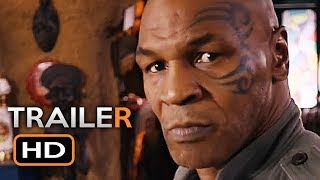 China Salesman Official Trailer #1 (2018) Mike Tyson, Steven Seagal Action Movie HD