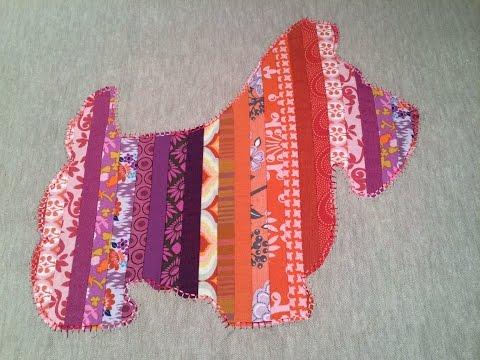 Diy Room Decor Easy Owl Pillow Sewno Sew Patchwork Dog