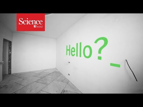 Cheap smart wall can sense movement and electronics in a room