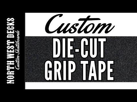Custom Grip Tape Cut Out