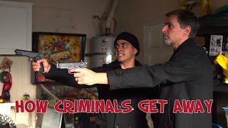 How Criminals Get Away - David Lopez