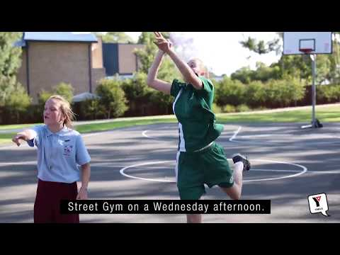 YMCA NSW Streetgym