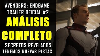 Download ¡LO QUE NO VISTE! Avengers Endgame trailer #2 oficial Grandes conexiones| ANÁLISIS Y EXPLICACIÓN Video