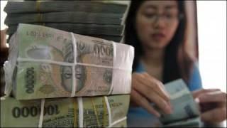 'Đồng tiền Việt Nam đang gặp vấn đề'