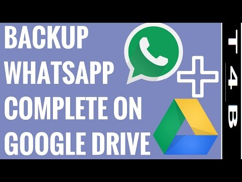 How to Backup whatsapp messages to google drive on Phone | Whatsapp Tips Tricks