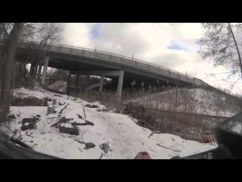 Don Valley  Jan 27th 2013