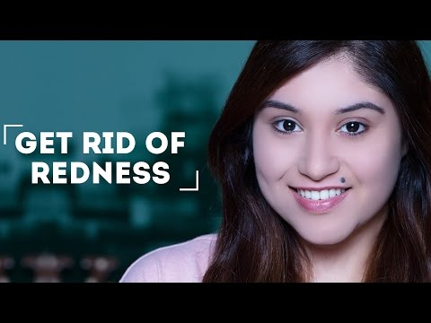 How To Naturally Reduce Facial Redness | DIY Face Mask