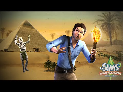 SimFacts: Al Simhara's Tombs and secrets (The Sims 3)