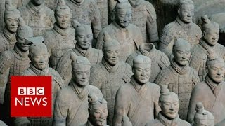 Terracotta Army: The greatest archaeological find of the 20th century - BBC News