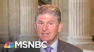 Full Repeal Would Be Disastrous To My State: Joe Manchin | Morning Joe | MSNBC