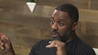 "Idris Elba discusses his film ""Yardie"" at IndieWire"