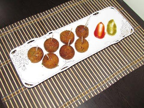 Potato Lolipop | Aloo Bits | Tea Time Snack